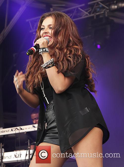 jesy nelson little mix little mix performing at 3833397