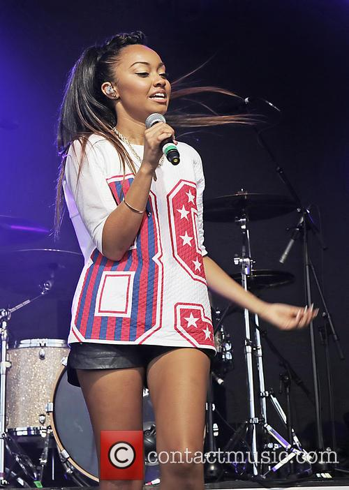Leigh-anne Pinnock and Little Mix 3