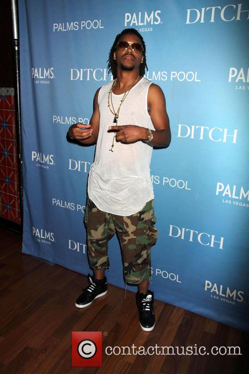 Lupe Fiasco Performs At Palms Pool