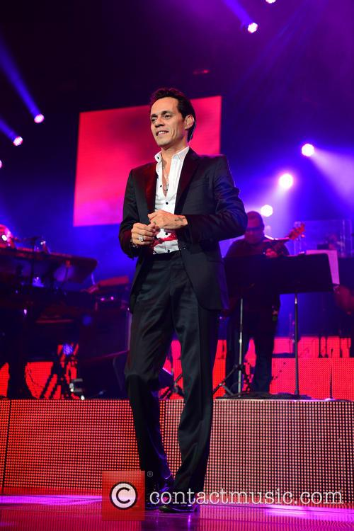 Marc Anthony and Marck Anthony 6