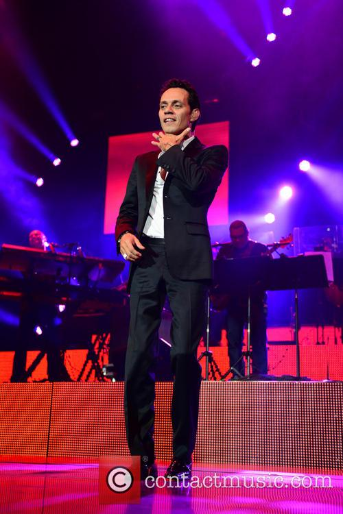 Marc Anthony, Marck Anthony, American Airline Arena
