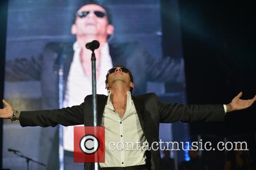 Marc Anthony, American Airline Arena