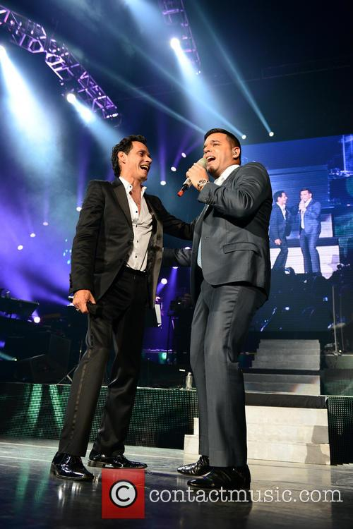 Marc Anthony and Tito El Bambino 1