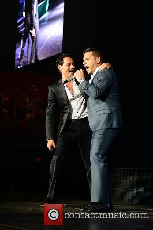 Marc Anthony and Tito El Bambino 3