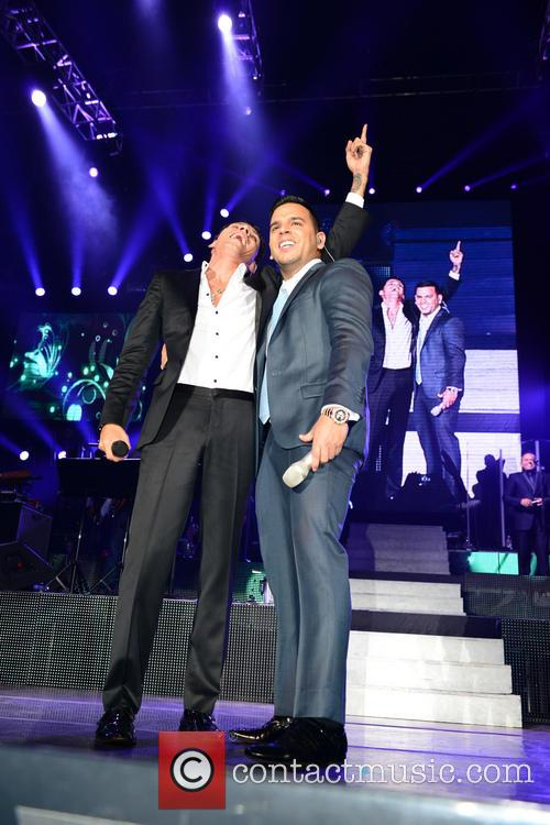 Marc Anthony and Tito El Bambino 6