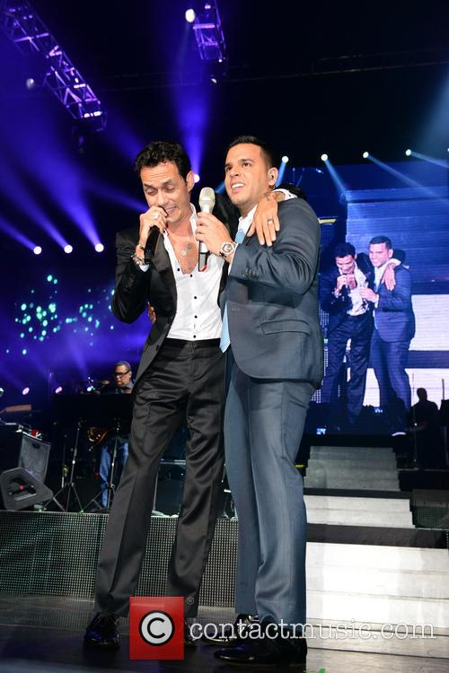 Marc Anthony and Tito El Bambino 7