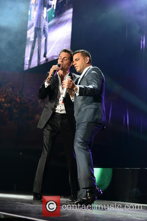 Marc Anthony and Tito El Bambino 8