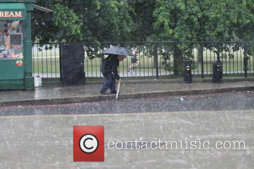 Wet Weather Pictures Hyde Park 4