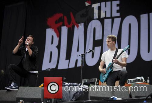 The Blackout, Reading Festival