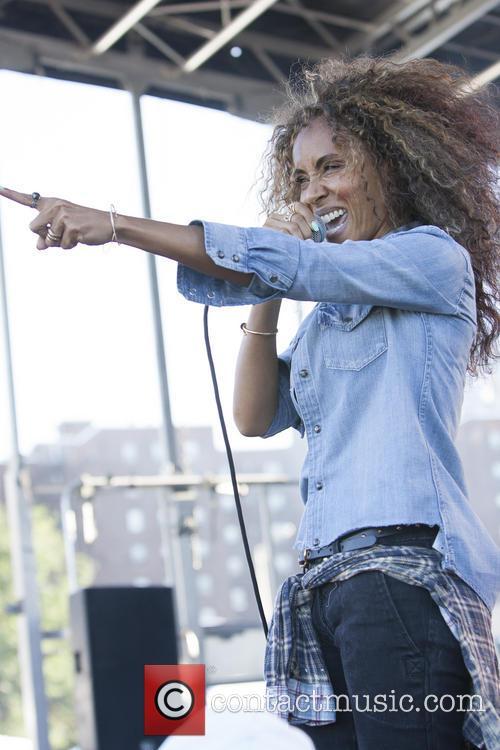 Jada Pinkett Smith, Wicked Wisdom Afro Punk Festival