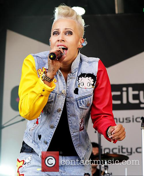 Courtney Rumbold and Stooshe 1