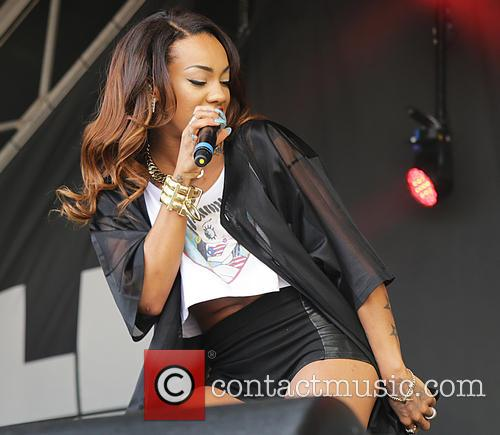 Karis Anderson and Stooshe 4