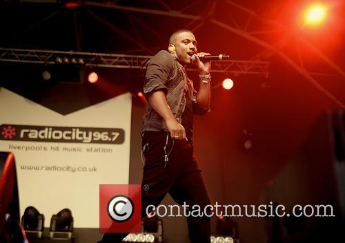 JLS Performing At The Pier Head