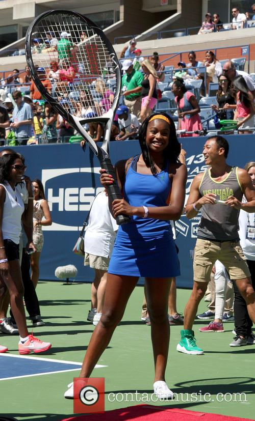 Coco Jones, USTE Billie Jean National Tennis Center