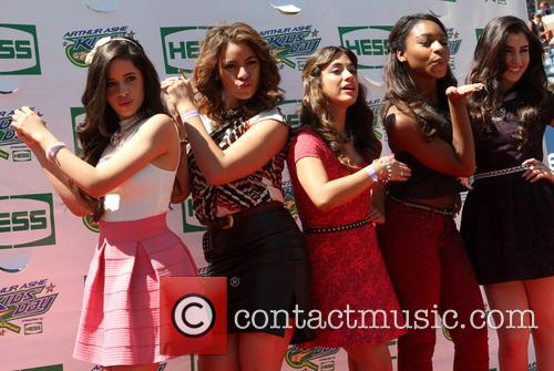 Fifth Harmony, Ally Brooke, Camila Cabello, Dinah-jane Hansen, Lauren Jauregui and Normani Kordei 1