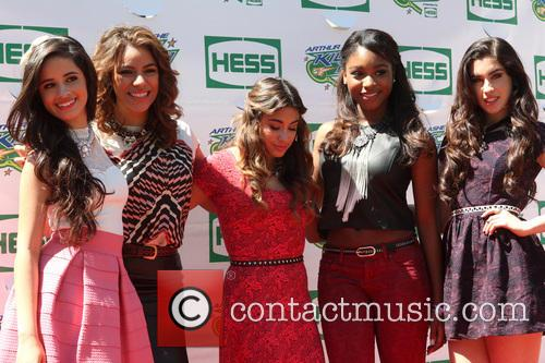 Fifth Harmony, Ally Brooke, Camila Cabello, Dinah-jane Hansen, Lauren Jauregui and Normani Kordei 2