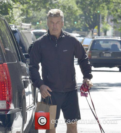 Alec Baldwin spotted out in New York