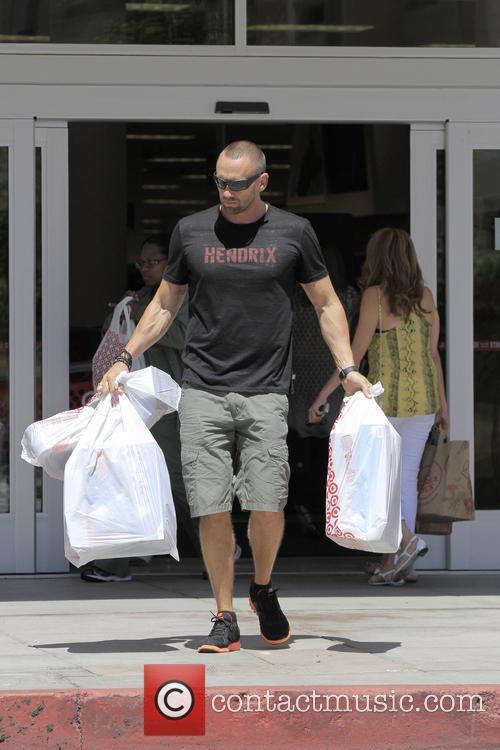 martin kirsten heidi klum shopping around westwood 3834672