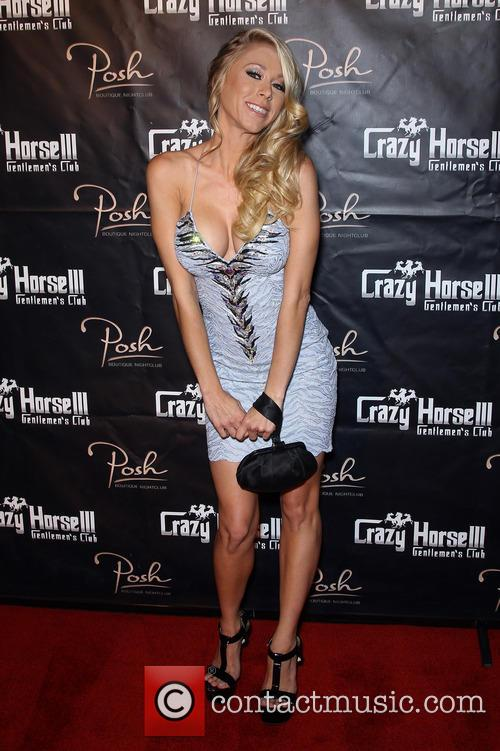 Katie Morgan Hosts at Crazy Horse III