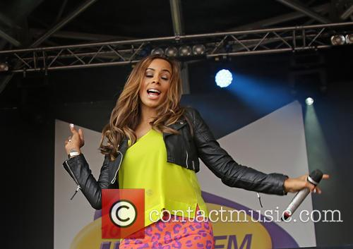 Rochelle Humes, The Saturdays