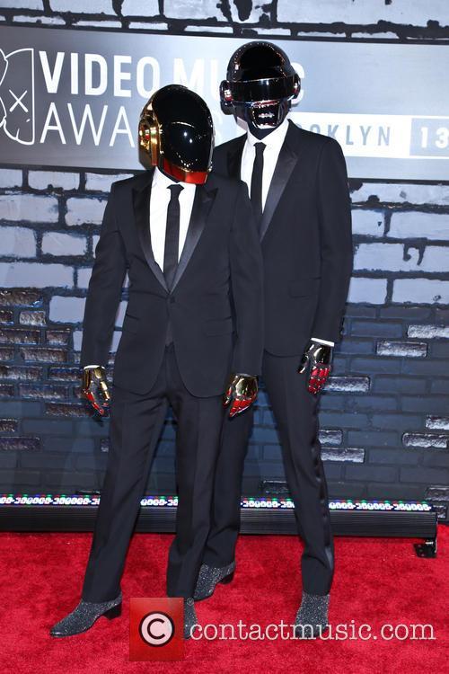 Daft Punk MTV