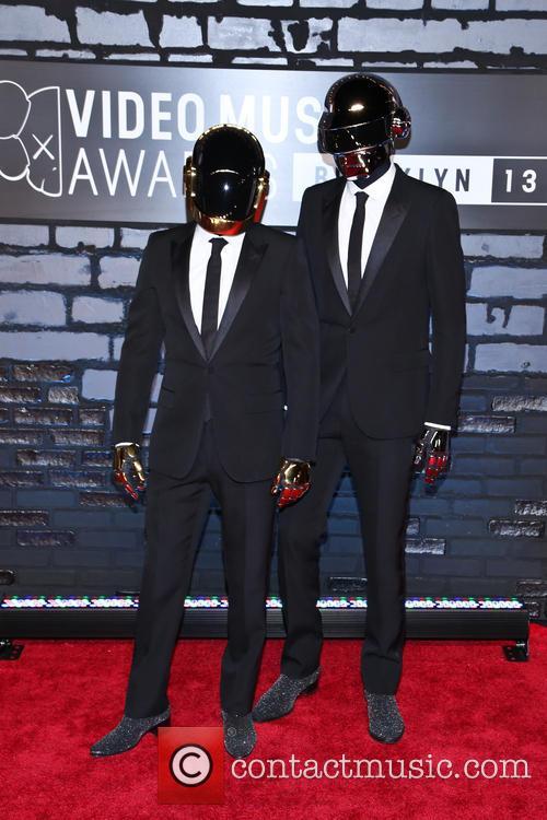 Daft Punk, MTV VMA