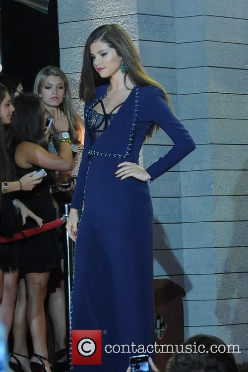 Selena Gomez, Barclays Center