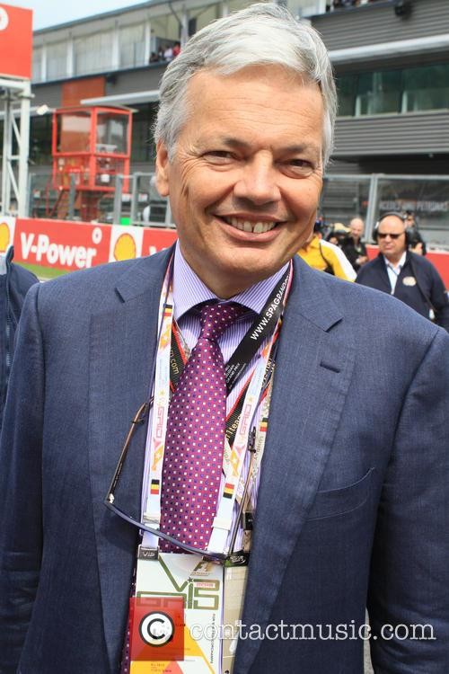 Belgian Minister Of Foreign Affairs - Mr. Didier Reynders - 2