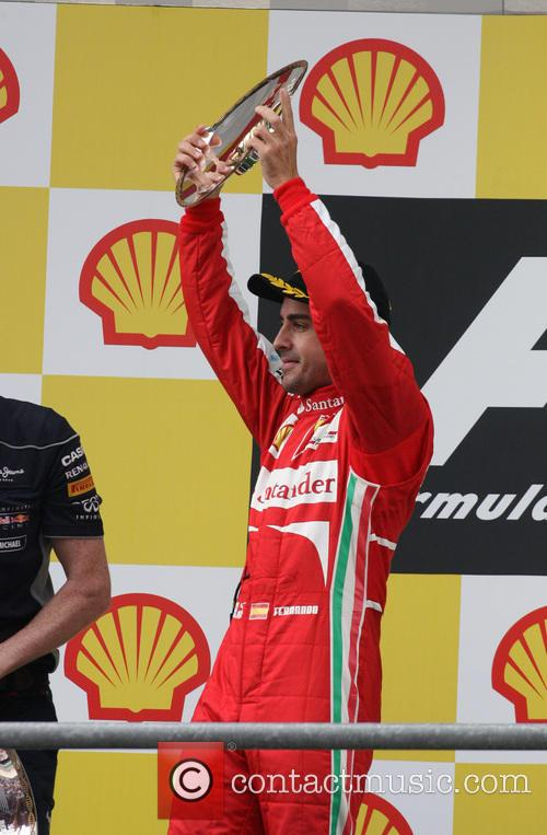 Fernando Alonso and Ferrari 2