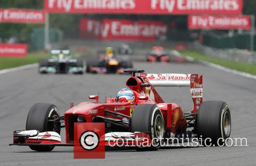 Fernando Alonso, Spain and Ferrari F138 - 6