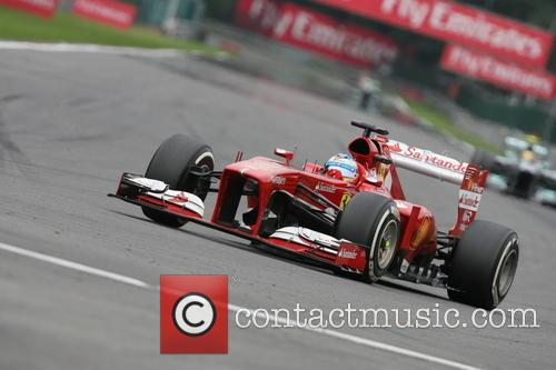 Fernando Alonso, Spain and Ferrari F138 - 1