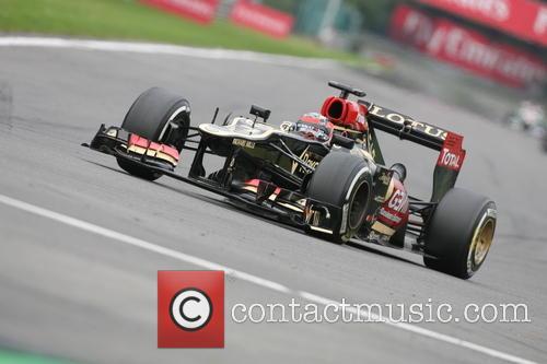 Kimi RÄikkÖnen, Finland, Lotus-renault E21 and Raikkonen 2