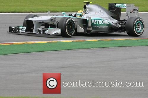 Lewis HAMILTON and MercedesGP 2