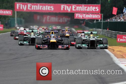Lewis Hamilton, Mercedesgp and Sebastian Vettel 9