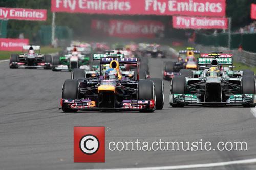Lewis Hamilton, Mercedesgp and Sebastian Vettel 10
