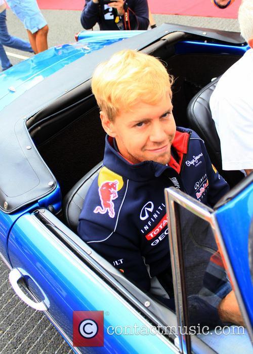 sebastian vettel 2013 belgian grand prix 3834770