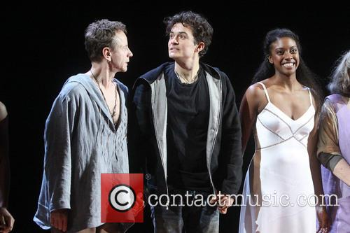 Brent Carver, Orlando Bloom and Condola Rashad 2