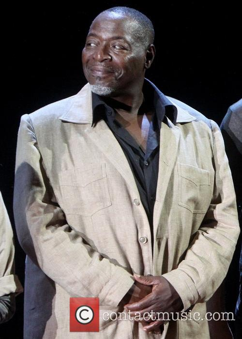 chuck cooper curtain call for first preview 3833651