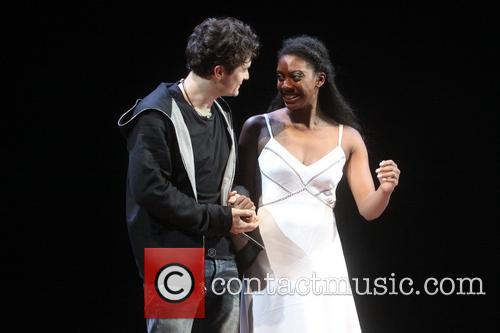 Orlando Bloom and Condola Rashad 3
