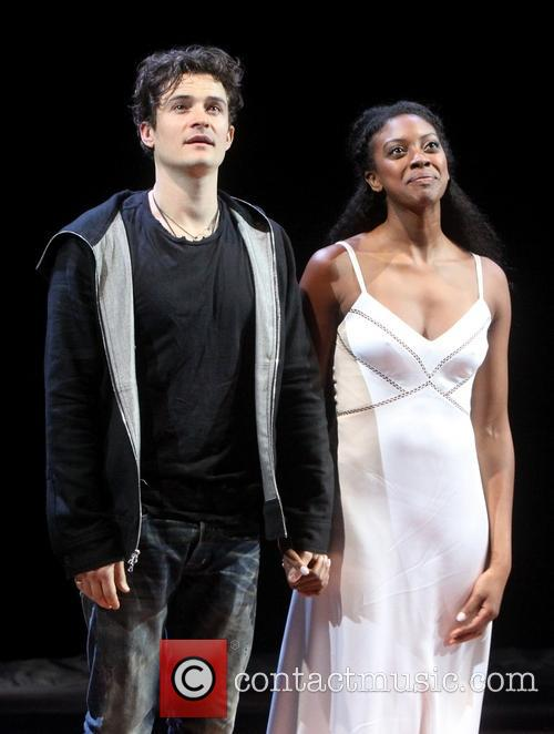Orlando Bloom and Condola Rashad 4