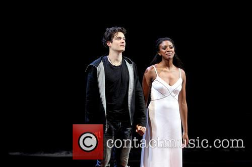 Orlando Bloom and Condola Rashad 5