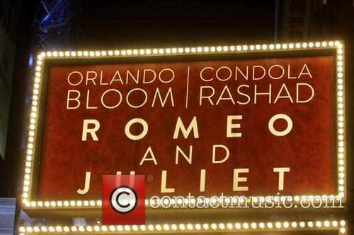 First Preview of Broadway's Romeo and Juliet-Departures