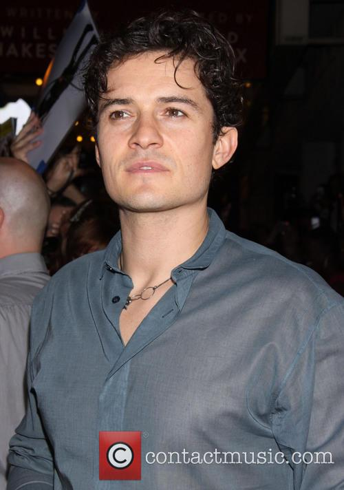 orlando bloom first preview of broadways romeo 3833792