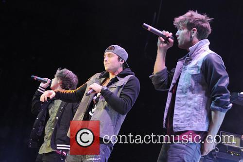Keaton Stromberg, Wesley Stromberg, Drew Chadwick and Gomez 2
