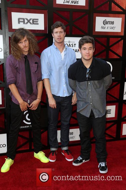 Blake Anderson, Anders Holm and Adam Devine 4