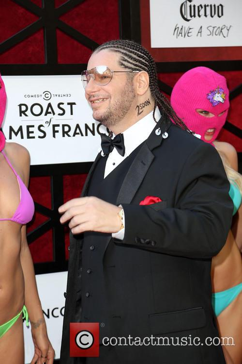 James Franco and Jeff Ross 7