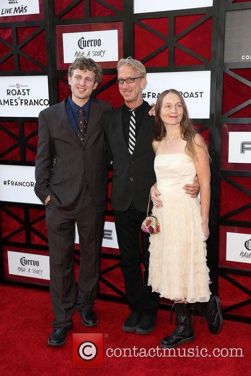 Lucas Dick, Andy Dick and Lena Sved 3