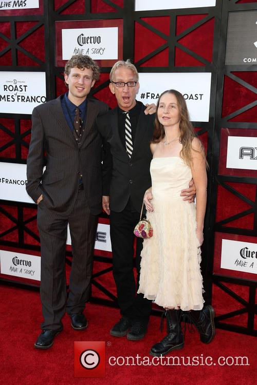 Lucas Dick, Andy Dick and Lena Sved 1