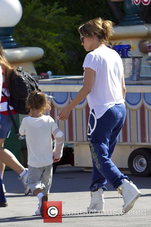 Jennifer Lopez and Maximilian Muniz 1