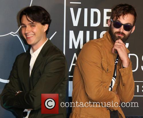 Ezra Koenig, Christopher Tomson and Vampire Weekend 5